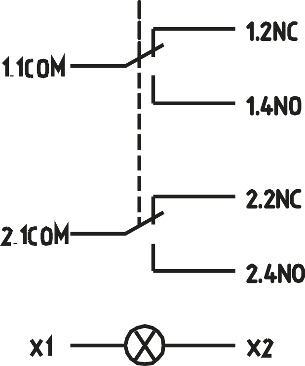 schlegel contact units ct ctl2 549 illuminated contact wiring diagram