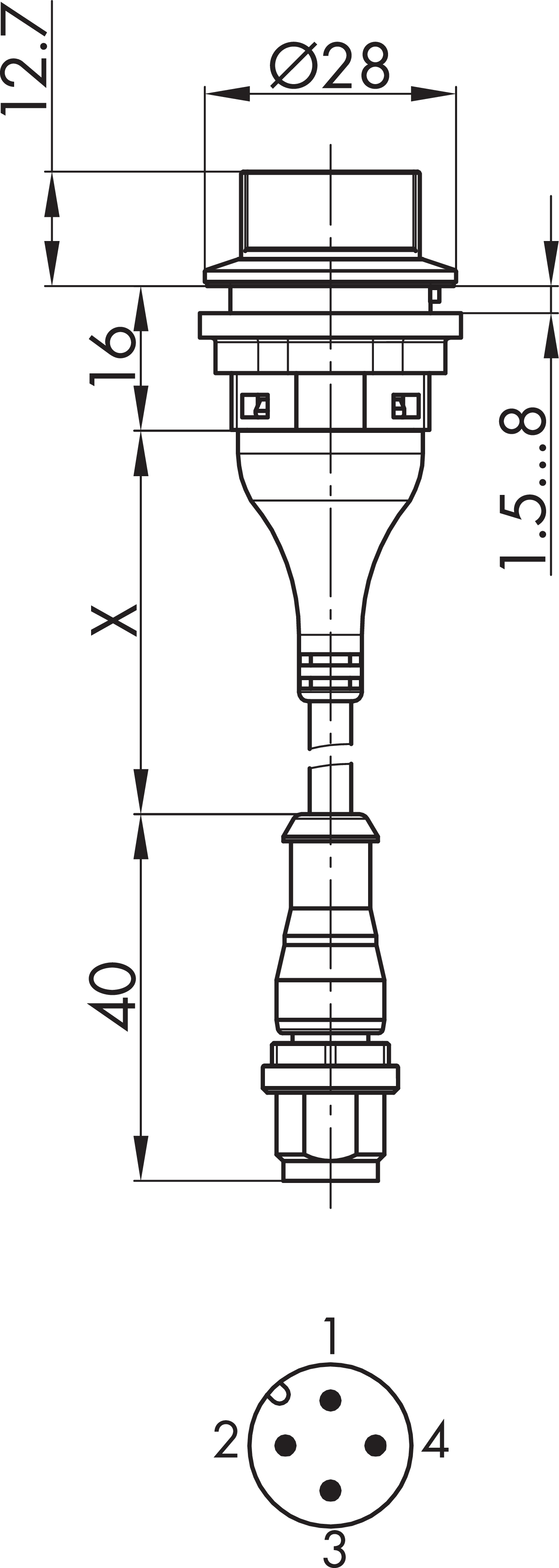 Schlegel Shortron M12 Swbii M08 Selector Switch Maintained Wiring Diagram Pedal Dimensional Drawing