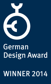 German Design Award Winner 2014